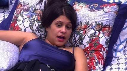Ana Paula sobre Mahmoud: 'Ele quer ser ruim. Isso é dele!'