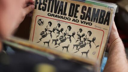 Primeiro disco de sambas de enredo do Rio completa 50 anos de lançamento em 2018