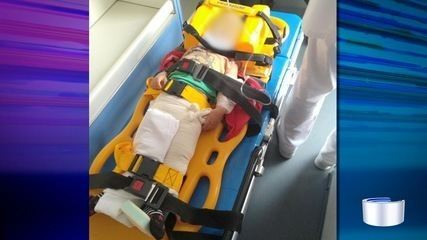 Armário cai sobre menino de dois anos em creche municipal em São José