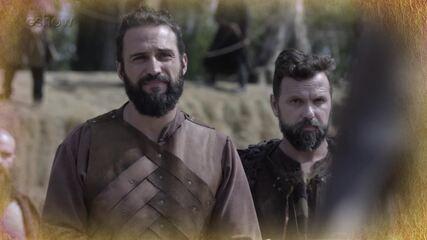Resumo de 16/02: Constantino enfrenta Augusto e Afonso