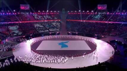 Coreias do Norte e do Sul se reaproximam para Jogos de inverno