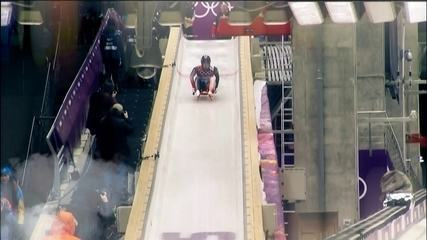 Entenda o Luge, o esporte mais perigoso dos Jopgos Olímpicos de Inverno