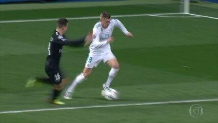 Melhores momentos: Real Madrid 3 x 1 Paris Saint Germain pela Liga dos Campeões da Uefa