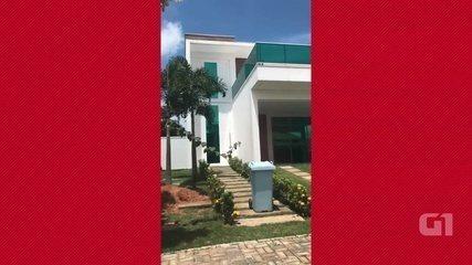 Gegê do Mangue estava 'em condomínio de luxo no Ceará
