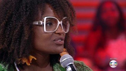 Eliminada, Nayara diz: 'Fui longe demais'