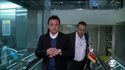 Wesley Batista deixa carceragem da Polícia Federal em SP, onde estava preso desde setembro