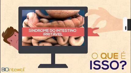 Informe Publicitário- Intestino Irritável:saiba como lidar