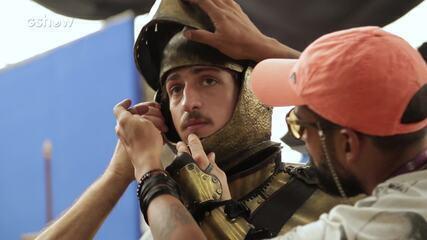 Making of: veja como foram feitas as cenas do Torneio da Cália em 'Deus Salve o Rei'