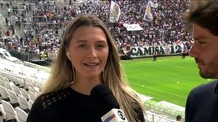 """Repórter Ana Thaís Matos fala sobre machismo no """"Redação SporTV"""""""