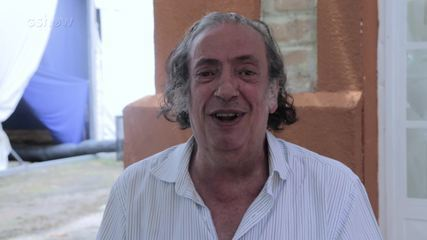 Marcos Oliveira responde à comentários dos fãs e fala da relação de Heráclito e Lucrécia