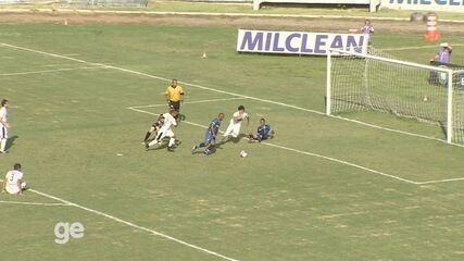 Veja os gols de Taubaté 2 x 0 Votuporanguense