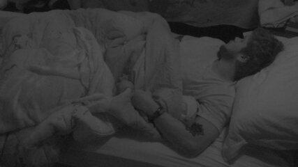 Todos dormem após Festa Brega no BBB18
