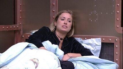 Jéssica sobre broncas de Ayrton em Ana Clara: 'Constrangedor pra ela'