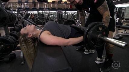 Chip de gestrinona aumenta a massa muscular