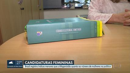 OAB lança campanha para orientar população sobre participação da mulher na política