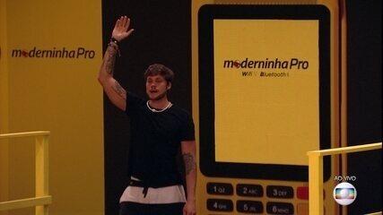 Tiago Leifert explica a Prova do Líder Moderninha Pro