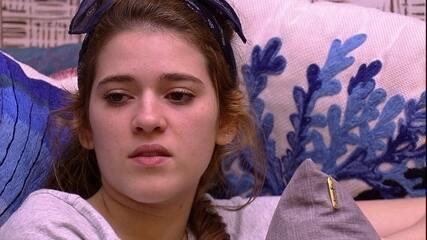 Wagner conta para Ana Clara: 'A Paula está inteira'