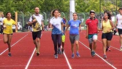 Sergipanos se preparam para Circuito Brasileiro Paralímpico