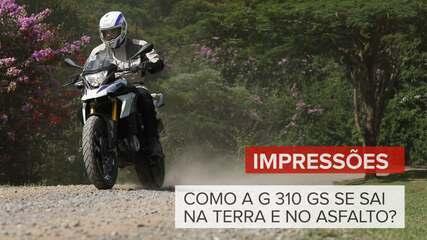 BMW G 310 GS: veja avaliação da moto