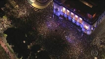 Várias cidades do Brasil registram protestos contra a morte de Marielle Franco