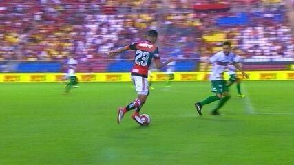 Melhores momentos de Flamengo 4 x 0 Portuguesa pela última rodada da Taça Rio
