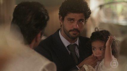 Inácio e Vicente trocam elogios