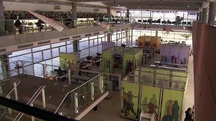 Biblioteca no lugar da penitenciária do Carandiru é finalista entre melhores do mundo