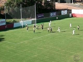Confira o gol de União 1 x 0 Ypiranga