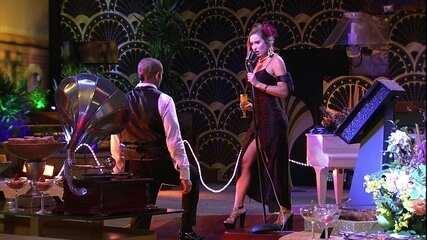 Jéssica canta para Kaysar: 'Oh Cupido, para longe de mim'