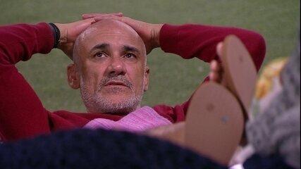 Ayrton declara sobre o BBB: 'Queria viver a emoção da Final'