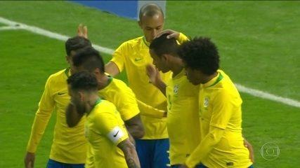 Seleção Brasileira vence Alemanha no último amistoso antes da convocação para Copa