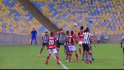 Melhores momentos: Flamengo 0 x 1 Botafogo pela semifinal do Campeonato Carioca