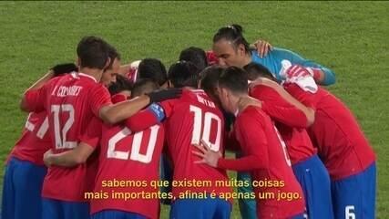 """Passaporte SPORTV apresenta: Costa Rica é """"pura vida"""" até com Los Ticos"""