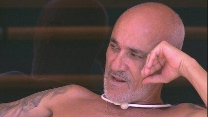 Ayrton fala para Gleici: 'Já sei quem eu vou indicar se for o líder'