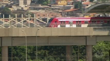 Trem que liga a Capital ao Aeroporto de Guarulhos é inaugurado