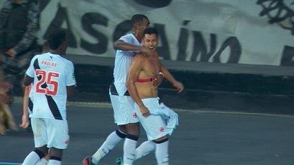 Os gols de Botafogo 2 x 3 Vasco pela decisão do Campeonato Carioca