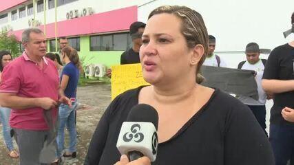 Paula Daniela cobrou respostas das autoridades competentes para que o caso de Emanuela