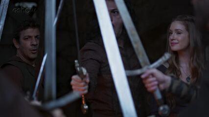 Afonso se prepara para tomar o poder: veja o trailer!