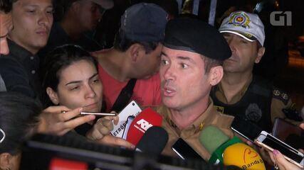 Tenente-coronel da PM nega ter havido falha na segurança no entorno da PF