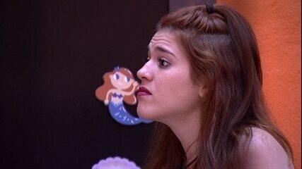 Ana Clara afirma sobre Paula: 'Eu gosto dela igual'