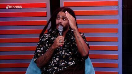 Viegas comenta reação de Ana Clara ao voto de Paula