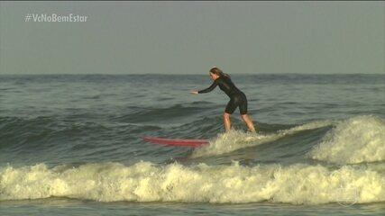 Surfar pode significar mais do que enfrentar ondas