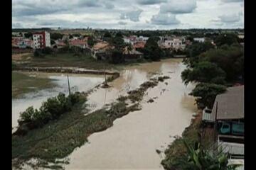 Duas crianças morrem em Paragominas vítimas da enxurrada que atingiu a cidade na madrugada