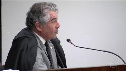 Marco Aurélio aceita a denúncia e diz que há sinais de prática criminosa