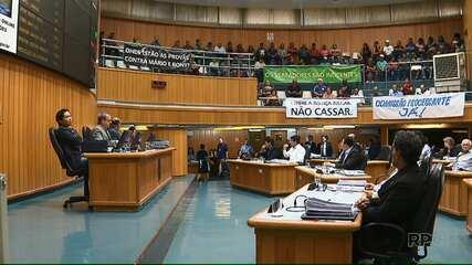 ParanáTV faz comparativo sobre processos de cassação na Câmara de Londrina
