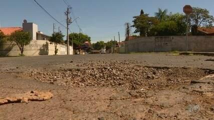 Pesquisa com moradores avalia qualidade do asfalto em 15 cidades da região