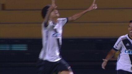 O gol de Criciúma 0 x 1 Ponte Preta pela 2ª rodada do Brasileirão Série B