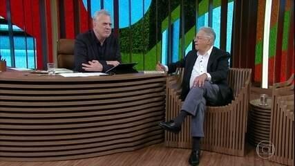 Fernando Henrique Cardoso critica número de candidatos à Presidência da República