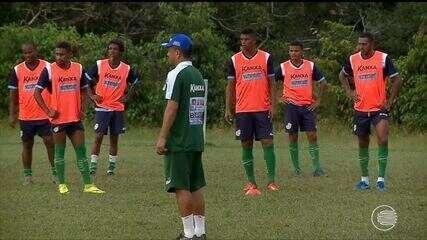 ASSISTA: Altos volta a campo para segundo jogo pela Série D do Brasileiro