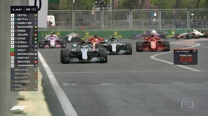 Melhores momentos do GP do Azerbaijão de Fórmula 1
